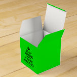 [Crown] stay strong know you're amazing.  Favor Boxes