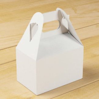 FAVOR BOXES.-- CUSTOMIZE FAVOR BOX