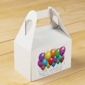 Favor Boxes.-- Customize Favor Box by CREATIVEPARTYSTUFF at Zazzle