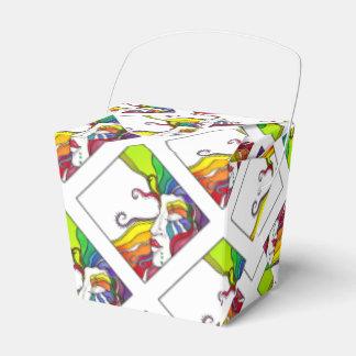 FAVOR BOXES - Electra Pop Art Diva