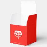 [Crown upside down]  Favor Boxes Party Favour Box