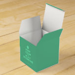 [Smile] keep calm and play trombone  Favor Boxes Party Favour Box