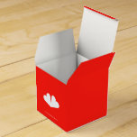 [Two hearts]  Favor Boxes Party Favour Box