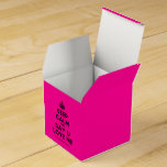 [Crown] keep calm and say u love me  Favor Boxes Party Favour Box