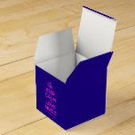 [Dancing crown] keep calm and love music  Favor Boxes Party Favour Box
