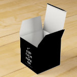 [Electric guitar] keep calm and rock on  Favor Boxes Party Favour Box
