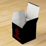 [Campfire] keep calm and eat shaorma  Favor Boxes Party Favour Box