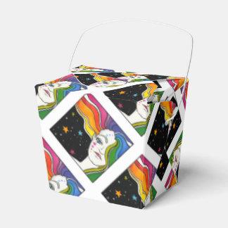 FAVOR BOXES -  Tallulah Pop Art Diva