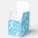 Favor/caja de regalo - burbujas en piscina caja para regalo de boda