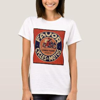 Favor Cycles & Motors T-Shirt