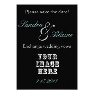 Favor de encargo del boda invitación