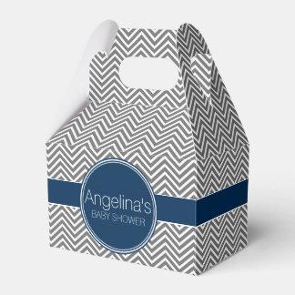 Favor de la fiesta de bienvenida al bebé con caja para regalos de fiestas