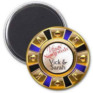 Favor del microprocesador del casino de Vegas del Imanes Para Frigoríficos