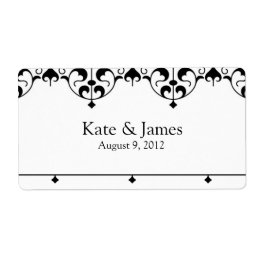 Favor Labels - KATE Collection