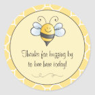 Favor Sticker | Bumble Bee