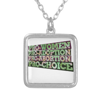 favorable-adopción del Favorable-aborto de las Colgante Cuadrado