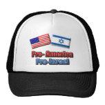 Favorable-América/Israel Gorro