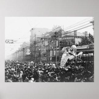 Favorable Bono Publico 1907 Posters