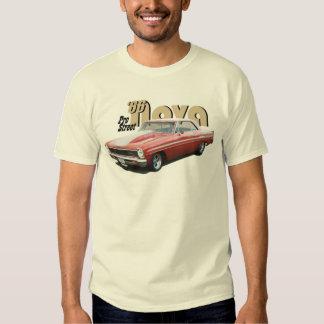 Favorable-Calle 1966 de Chevrolet Chevy 2 Nova Poleras