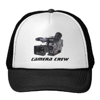 favorable cámara de vídeo, equipo de cámara gorro de camionero