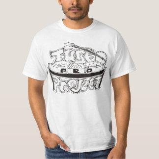Favorable camiseta básica de Turbo Poleras