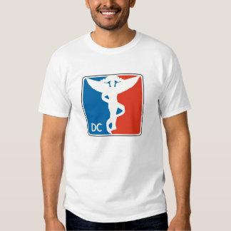 Favorable camiseta del Chiropractor Playera
