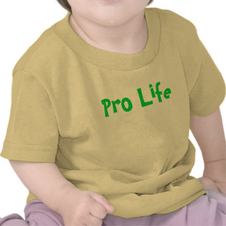 Favorable camiseta del niño de la vida