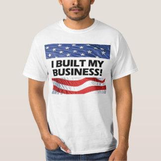 Favorable-Capitalismo, construí mi negocio, Playera