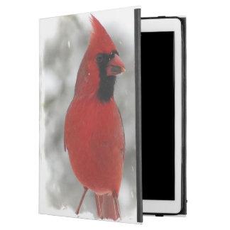 Favorable caso del iPad cardinal de los pájaros