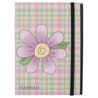 Favorable caso del iPad en colores pastel bonito