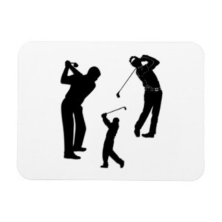 Favorable de golf iman flexible