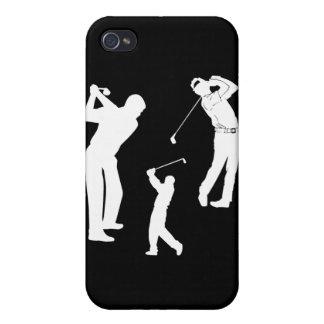 Favorable de golf iPhone 4 funda