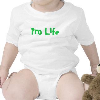 Favorable enredadera de la vida (Onesy) Camisetas