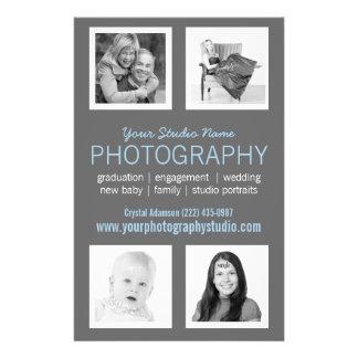 "Favorable folleto del negocio del fotógrafo folleto 5.5"" x 8.5"""