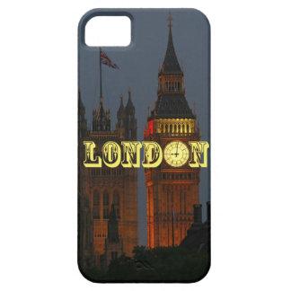 Favorable foto del atontamiento Londres Funda Para iPhone 5 Barely There