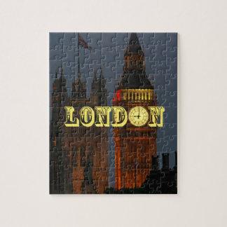 Favorable foto del atontamiento Londres Puzzle Con Fotos