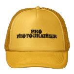 FAVORABLE gorra del FOTÓGRAFO