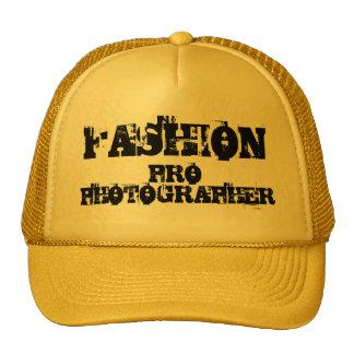FAVORABLE gorra del FOTÓGRAFO de la MODA