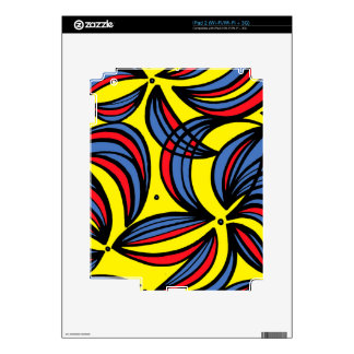 Favorable Innovative Terrific Tops Skin For iPad 2
