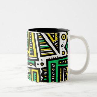 Favorable Innovative Terrific Tops Two-Tone Coffee Mug