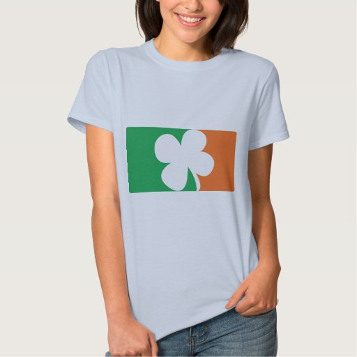 Favorable irlandés - bandera de Irlanda del T Shirt