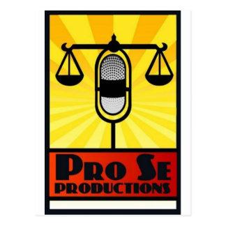 Favorable logotipo de las producciones del SE Tarjeta Postal