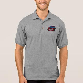"Favorable man Polohemd ""grumpy car "" Polo Shirt"