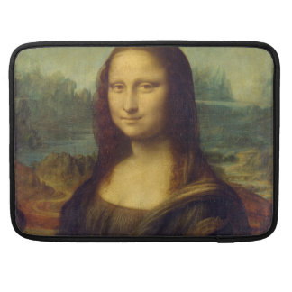 Favorable manga de la aleta de Mona Lisa Macbook Fundas Macbook Pro