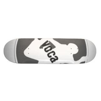 Favorable metodología de diseño de Voca Skateboards