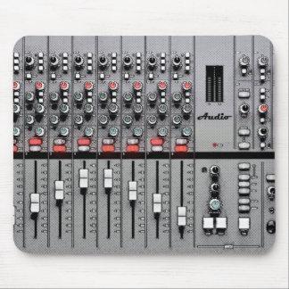 Favorable mezclador audio alfombrilla de ratones