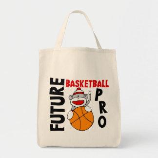 Favorable mono del calcetín del baloncesto futuro