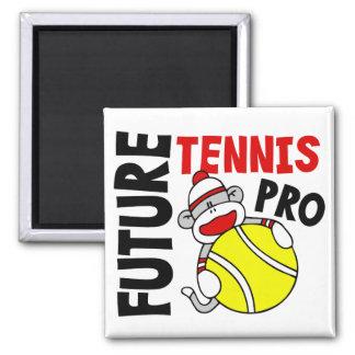 Favorable mono futuro del calcetín de tenis imanes