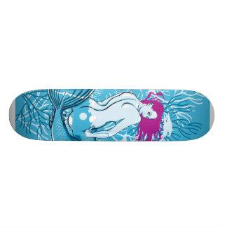 Favorable monopatín de la sirena patines personalizados