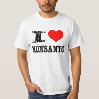 Favorable Monsanto favorable GMO Playera